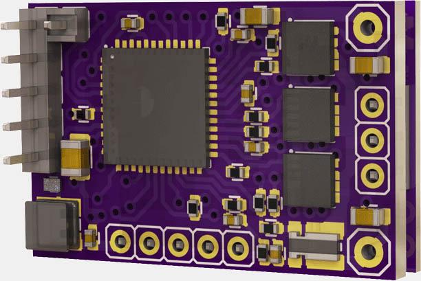 STSPIN ESC for robot control