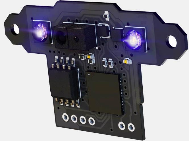 Linefollower Vision system explained IR camera high framerate